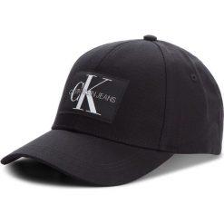 Czapka z daszkiem CALVIN KLEIN JEANS - J Monogram Cap M K40K400752 016. Czarne czapki i kapelusze męskie Calvin Klein Jeans. Za 159.00 zł.