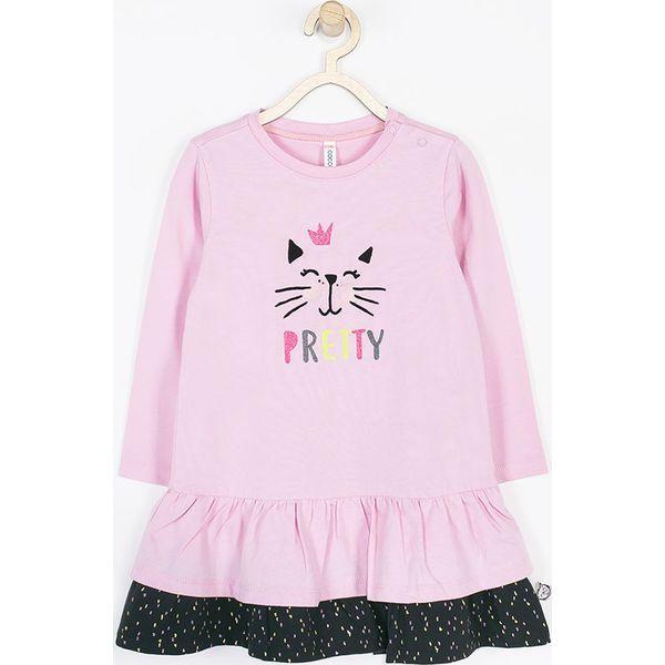 bcb3b4beb7 Coccodrillo - Sukienka dziecięca 62-86 cm - Sukienki dla dziewczynek ...