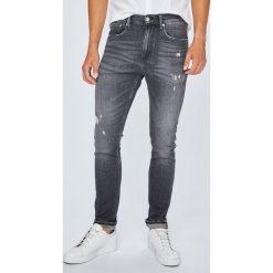 Calvin Klein Jeans - Jeansy 016. Szare jeansy męskie Calvin Klein Jeans. Za 599.90 zł.