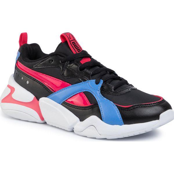 Sneakersy PUMA Nova 2 Shift 2 Wn's 371063 01 Puma BlackNrgy Rose