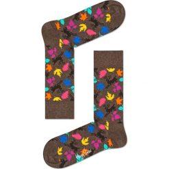 Happy Socks - Skarpety Forest Gift Box. Brązowe skarpety męskie Happy Socks. W wyprzedaży za 99.90 zł.