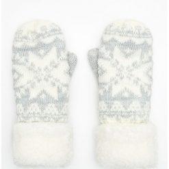 Rękawiczki jednopalczaste - Kremowy. Białe rękawiczki damskie Cropp. Za 39.99 zł.