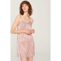 Koszula nocna - Różowy. Czerwone bielizna dla dziewczynek Reserved. Za 79.99 zł.