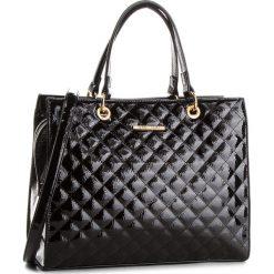 Torebka JENNY FAIRY - RS0280 Black. Czarne torebki do ręki damskie Jenny Fairy, ze skóry ekologicznej. Za 119.99 zł.