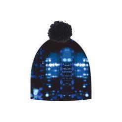 Czapka hauer CITY. Niebieskie czapki i kapelusze damskie Hauer, z polaru. Za 69.00 zł.