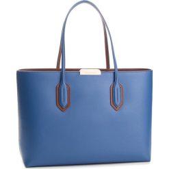 Torebka EMPORIO ARMANI - Y3D103 YDT6A 87634 Carta Zuchero/Cuoio. Niebieskie torebki do ręki damskie Emporio Armani, ze skóry ekologicznej. Za 1,239.00 zł.