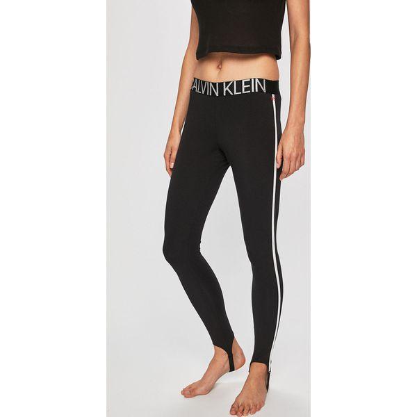 Calvin Klein Underwear Top piżamowy Czarne piżamy