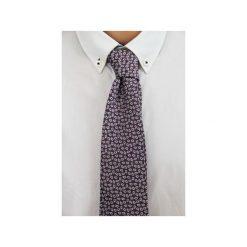 Krawat jedwabny Regular #32. Niebieskie krawaty i muchy The bow bow ties, z jedwabiu. Za 99.00 zł.