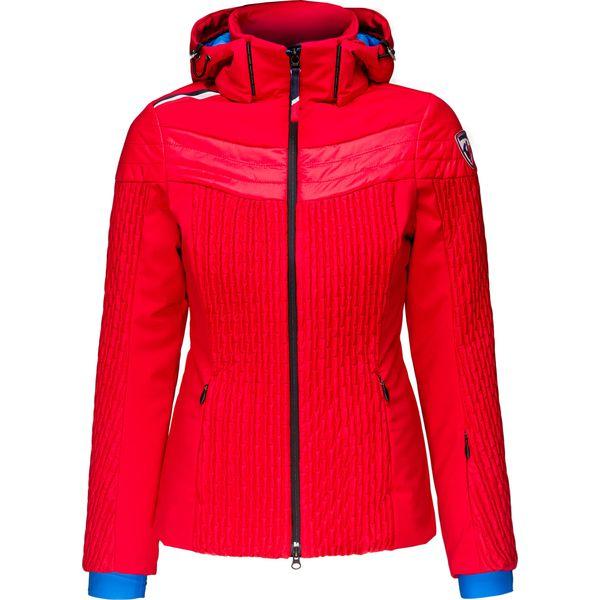 dcf3b4f192 Kurtka narciarska ROSSIGNOL W CINETIC Czerwony - Kurtki damskie ...
