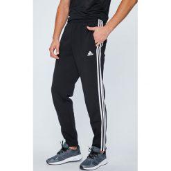 Adidas Performance - Spodnie. Szare spodnie sportowe męskie adidas Performance, z bawełny. W wyprzedaży za 169.90 zł.