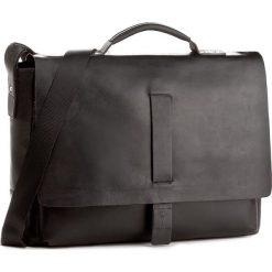 Torba na laptopa JOOP! - Loreto 4140003465 Black 900. Czarne torby na laptopa damskie JOOP!, ze skóry. W wyprzedaży za 989.00 zł.