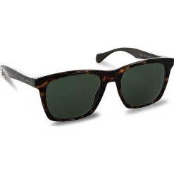 Okulary przeciwsłoneczne BOSS - 0911/S Hvn/Crybrwn 1JC. Brązowe okulary przeciwsłoneczne damskie Boss. W wyprzedaży za 679.00 zł.