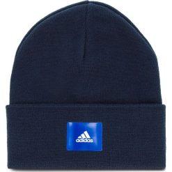 Czapka adidas - Logo DJ1210 Conavy/Conavy/Croyal. Niebieskie czapki i kapelusze męskie Adidas. Za 89.95 zł.