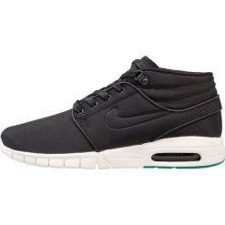 Nike SB STEFAN JANOSKI MAX MID Tenisówki i Trampki wysokie black/neptune green/anthracite/sail. Trampki męskie Nike SB, z materiału. W wyprzedaży za 557.10 zł.