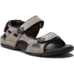 Sandały GINO ROSSI - Emin MN2536-TWO-BG00-8500-T 90. Szare sandały męskie Gino Rossi, z materiału. W wyprzedaży za 149.00 zł.