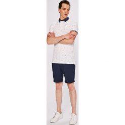 Tommy Jeans - Szorty. Szare szorty męskie Tommy Jeans, z bawełny, casualowe. W wyprzedaży za 199.90 zł.