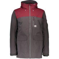 """Kurtka narciarska """"Kenny"""" w kolorze szarym. Szare kurtki snowboardowe męskie Maloja, z materiału. W wyprzedaży za 560.95 zł."""