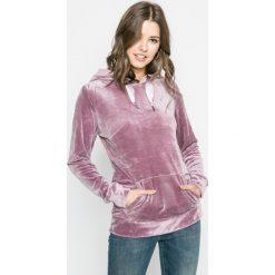 Fresh Made - Bluza. Szare bluzy damskie Fresh Made, z elastanu. W wyprzedaży za 79.90 zł.