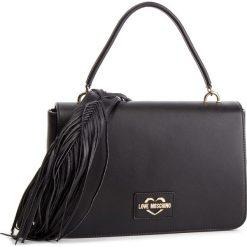 Torebka LOVE MOSCHINO - JC4063PP17LG0000 Nero. Czarne torebki do ręki damskie Love Moschino, ze skóry ekologicznej. Za 919.00 zł.