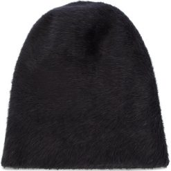 Czapka COCCINELLE - CY3 Cappelli E7 CY3 37 15 01 001 Noir 001. Czarne czapki i kapelusze damskie Coccinelle, z materiału. Za 299.90 zł.