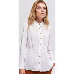 Koszula z ozdobnymi guzikami - Biały. Koszule damskie marki SOLOGNAC. Za 119.99 zł.