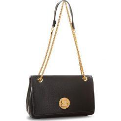 Torebka COCCINELLE - CD0 Liya E1 CD0 12 03 01 Noir/Noir 001. Czarne torebki do ręki damskie Coccinelle, ze skóry. Za 1,399.90 zł.