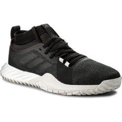 Buty adidas - CrazyTrain Pro 3.0 TRF M CG3486 Carbon/Cblack/Talc. Czarne buty sportowe męskie Adidas, z materiału. W wyprzedaży za 299.00 zł.