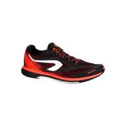 Buty do biegania KIPRUN RACE męskie. Czarne buty sportowe męskie KALENJI, z gumy. W wyprzedaży za 219.99 zł.