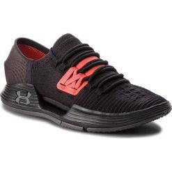Buty UNDER ARMOUR - Ua Speedform Amp 3.0 3020541-002 Blk. Czarne buty sportowe męskie Under Armour, z materiału. W wyprzedaży za 369.00 zł.