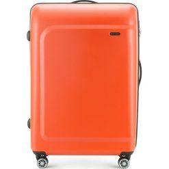 Walizka duża 56-3H-513-55. Czerwone walizki damskie Wittchen. Za 219.00 zł.