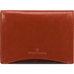 Portfel V06-01-059-40. Czerwone portfele damskie Wittchen. Za 239.00 zł.