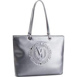 Torebka VERSACE JEANS - E1VSBBX2  70828 966. Szare torebki do ręki damskie Versace Jeans, z jeansu. Za 549.00 zł.