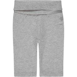 Legginsy w kolorze szarym. Szare legginsy dla dziewczynek Marc O'Polo Junior, z bawełny. W wyprzedaży za 37.95 zł.