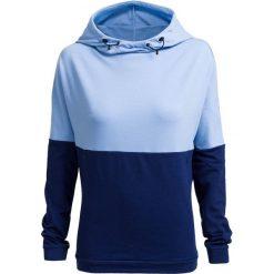 Bluza damska BLD607 - jasny niebieski - Outhorn. Niebieskie bluzy damskie Outhorn, na lato, z bawełny. W wyprzedaży za 59.99 zł.