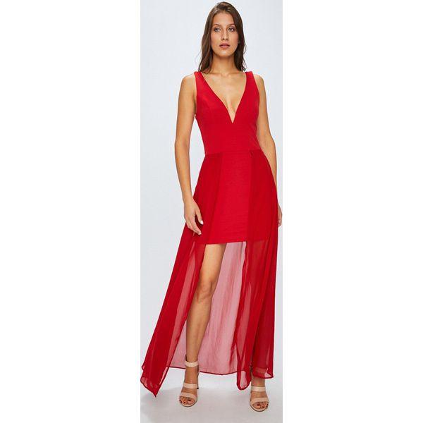 8ad15a778c Tally Weijl - Sukienka - Szare sukienki damskie marki TALLY WEIJL