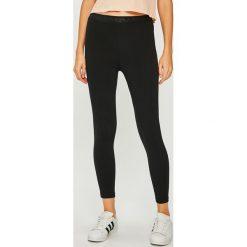 Calvin Klein Jeans - Legginsy. Szare jeansy damskie Calvin Klein Jeans, z dzianiny. Za 359.90 zł.