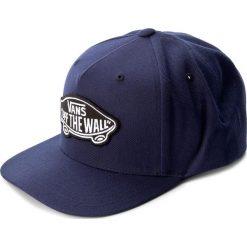 Czapka z daszkiem VANS - Classic Patch Sna VN000TLSLKZ Dress Blues. Niebieskie czapki i kapelusze męskie Vans. Za 99.00 zł.