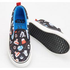 Tenisówki typu slip on - star wars - Czarny. Buty sportowe chłopięce Reserved. W wyprzedaży za 29.99 zł.
