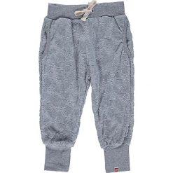 """Spodnie dresowe """"Poppy"""" w kolorze szarym. Spodnie sportowe dla dziewczynek LEGO Wear, z dresówki. W wyprzedaży za 49.95 zł."""