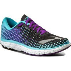 Buty BROOKS - PureFlow 5 120207 1B 488 Bluefish/Black/Electric Purple. Czarne obuwie sportowe damskie Brooks, z materiału. W wyprzedaży za 329.00 zł.