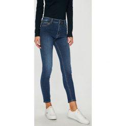Mustang - Jeansy Perfect Shape. Niebieskie jeansy damskie Mustang. Za 299.90 zł.