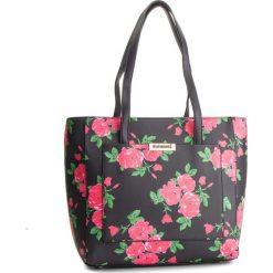 Torebka MONNARI - BAG7650-020 Black. Czarne torebki do ręki damskie Monnari, ze skóry ekologicznej. W wyprzedaży za 199.00 zł.