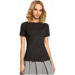 Made Of Emotion T-Shirt Damski M Ciemnoszary. Szare t-shirty damskie Made Of Emotion. W wyprzedaży za 149.00 zł.