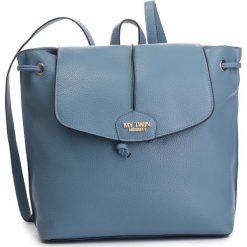Plecak MY TWIN - Zaino RA8TEN Blue Denim 00076. Niebieskie plecaki damskie My Twin, z denimu. Za 459.00 zł.
