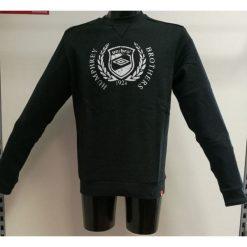 Umbro Bluza Bros Black/Marl S. Brązowe bluzy sportowe męskie Umbro, z materiału. W wyprzedaży za 79.00 zł.