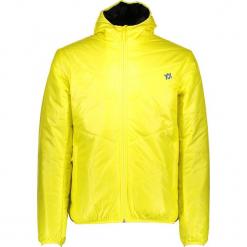 """Kurtka funkcyjna """"Team Thermo"""" w kolorze żółtym. Żółte kurtki męskie Völkl. W wyprzedaży za 217.95 zł."""