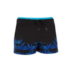 Szorty pływackie krótkie 150 OPI męskie. Niebieskie szorty męskie NABAIJI, z elastanu. Za 69.99 zł.