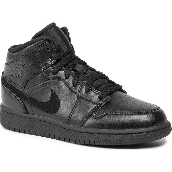 Nike Air Jordan 1 GS Low Black