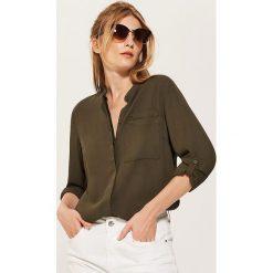 Koszula - Khaki. Koszule damskie marki SOLOGNAC. W wyprzedaży za 39.99 zł.