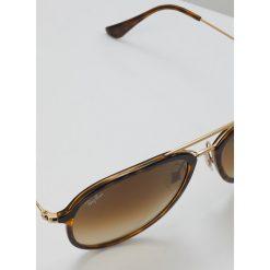 RayBan Okulary przeciwsłoneczne brown. Okulary przeciwsłoneczne męskie Ray-Ban. Za 679.00 zł.